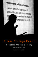 Pitzer College - Electric Works Gallery